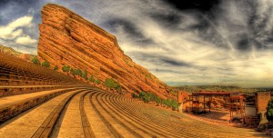 The stunning splendor of the Red Rocks Amphitheatre